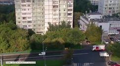 Rosja: 17 osób zginęło w pożarze magazynu w Moskwie