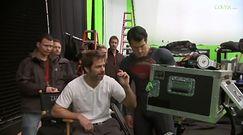 Henry Cavill na Comic Con wkręcił Willa Smitha, że jest jego fanem