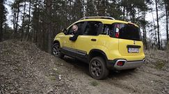 Fiat Panda 4x4 Cross (2015) - napęd i ELD - test Autokult.pl