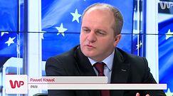 #dziejesienazywo Michalski: rząd PiS dochodzi do granicy państwa prawa