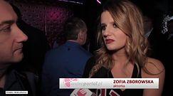 """Zborowska: """"Moja ciocia była aktorką, mój dziadek, mój wujek..."""""""