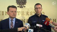 Kajetan P. został zatrzymany na Malcie. KGP: chciał udać się do Afryki
