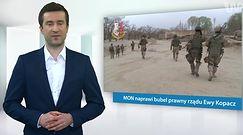 #dziejesiewbiznesie: Ministerstwo Obrony Narodowej poprawia błędy poprzedniej ekipy