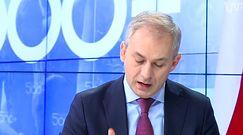 """#dziejesienazywo:  Krzysztof Łapiński o """"500 plus"""": PO się zapętliła"""