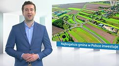 #dziejesiewbiznesie: Najbogatsza gmina w Polsce inwestuje