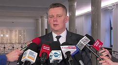 """Siemoniak zapowiada stworzenie """"frontu obrony konstytucji"""""""