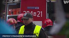 #dziejesiewpolsce: idą w ogień za 1800 zł brutto