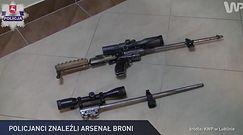 #dziejesiewpolsce: Arsenał broni