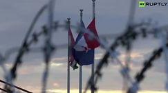 Węgry budują mur na granicy z Chorwacją