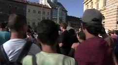 Starcia nacjonalistów z imigrantami w Budapeszcie