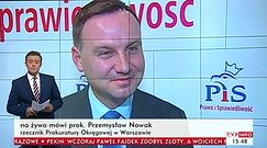 """Prokuratura sprawdza z urzędu sprawę """"kilometrówek"""" Andrzeja Dudy"""