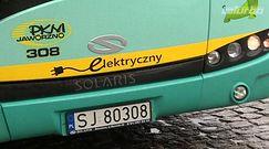 Pierwszy elektryczny autobus w Polsce