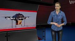#dziejesiewtechnologii: drony dostawcze