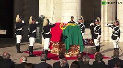 Eusebio w portugalskim Panteonie Narodowym