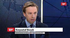 Wybory parlamentarne 2019. Marcin Gortat pochwalił Krzysztofa Bosaka. Jest reakcja