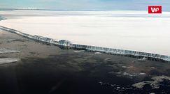 Największa góra lodowa