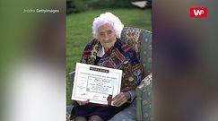 Najstarsza kobieta na świecie