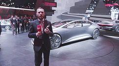 Frankfurt 2019: Audi AI:Trail Quattro jest konceptem nie z tej ziemi