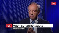 Wybory do Europarlamentu 2019. Władysław Teofil Bartoszewski oskarża TVP
