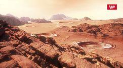 Dziwne zjawisko na Marsie. Na Ziemi nikt czegoś takiego nie widział