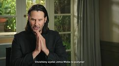 """John Wick 3"". Keanu Reeves opowiada o roli"