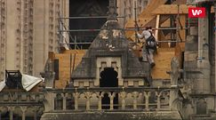 Teren wokół Notre Dame jest skażony. Władze zamknęły ulice