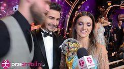 """Joanna Mazur poruszona wygraną w """"Tańcu z gwiazdami"""": """"Piękna przygoda i historia"""""""