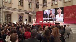 Grażyna Torbicka o sytuacji kobiet w polskim i światowym kinie