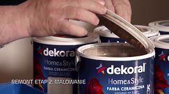"""Malowanie ścian to prosty i efektowny """"Patent na Remont""""!"""