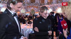 """Rozenek-Majdan w szampańskim nastroju na balu: """"Mamy zamiar pohasać!"""""""