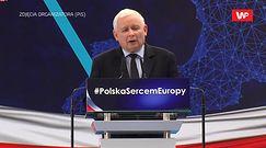 Kaczyński o opozycji: zabiorą to co daliśmy, począwszy od 500+