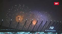 Zobacz fajerwerki na 100 - lecie niepodległości