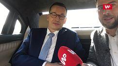 Mateusz Morawiecki: inicjatywa ministra Ziobry już wcześniej była planowana
