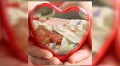 Cudem przeżyła. Serce noworodka znów zaczęło bić