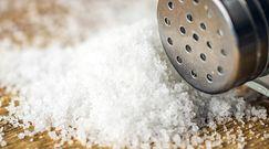 Sól nie tak szkodliwa jak sądzono