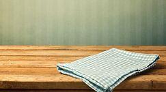 Kuchenna ścierka – siedlisko zarazków