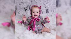 11 miesięczna modelka. Jej matka spotkała się z falą hejtu
