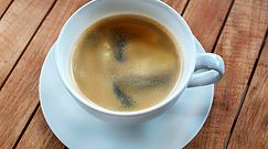 #wieczornyPaciorek Nigdy nie zamawiaj tej kawy na miejscu. Weź wodę
