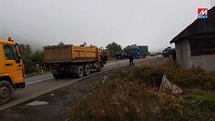 Konflikt na granicy Kosowa i Serbii. Powodem tablice rejestracyjne