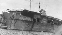 Wrak lotniskowca na dnie Bałtyku. Historia niemieckiego Graf Zeppelin
