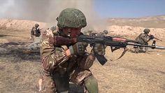 Rosyjski pokaz siły. Wielkie ćwiczenia wojskowe tuż przy granicy z Afganistanem