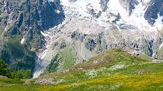 Lodowiec na Mont Blanc może runąć. Władze zarządziły ewakuację