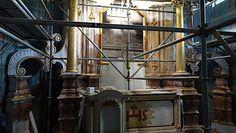 Niezwykłe odkrycie podczas renowacji kościoła w Małopolsce