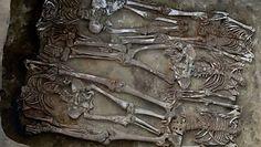Niezwykłe odkrycie w grobowcu sprzed 5 tys. lat