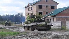 Wielkie ćwiczenia wojskowe na Ukrainie. Wśród żołnierzy Polacy