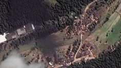 Zdjęcia przed i po powodzi w Niemczech. Przerażający widok z satelity