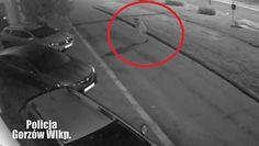 Podpalał auta i prowadził relację w internecie. Nagranie z monitoringu i akcji lubuskiej policji