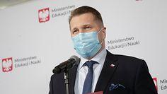 """Prof. Wojciech Maksymowicz o Przemysławie Czarnku. """"Mam tu moralny problem wewnętrzny"""""""