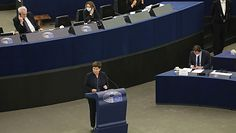 Mocne wystąpienie Szydło w PE. Jest riposta