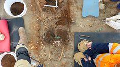 Odkryli grób starożytnej królewny